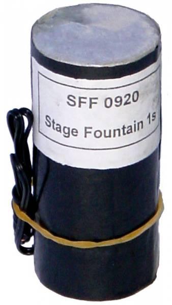 Bühnenfontäne - 1s/7m - Silber