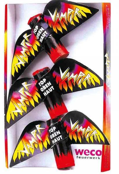 Vampir - Feuervögel