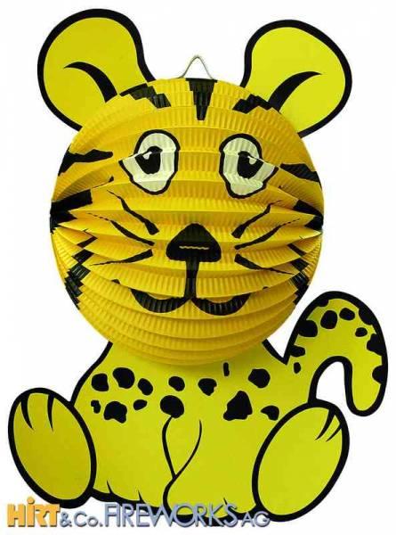 Tierlaterne - Tiger