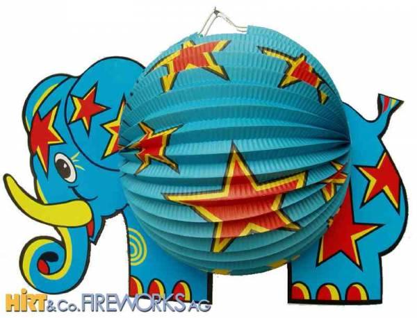 Tierlaterne - Elefant