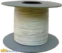Elektrodraht weiss - 1000m