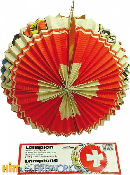 Lampion - Oval