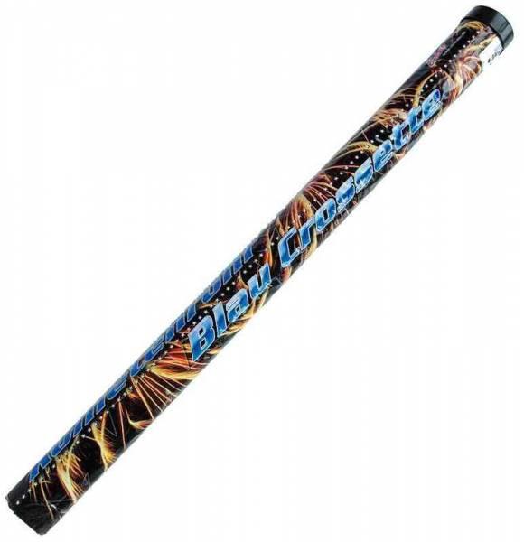 Kometenrohr Blau Crossette