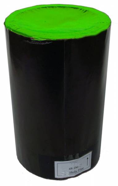 Flammensäule - Grün