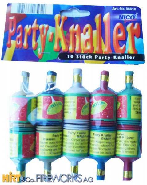 Schampus Partyknaller