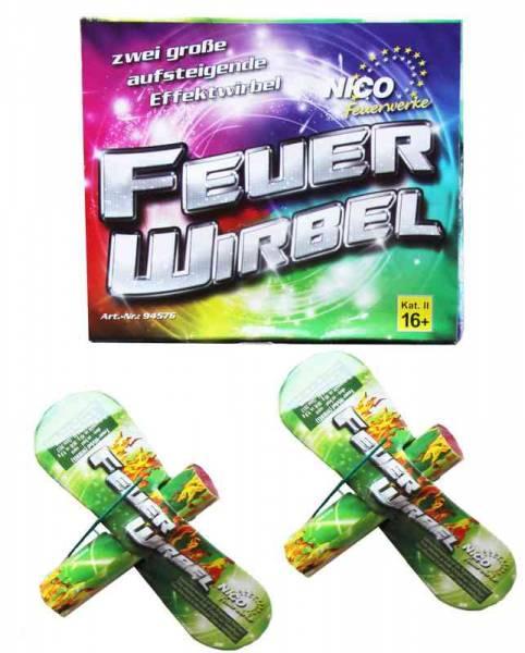 Feuerwirbel - Feuervögel (Extragross)