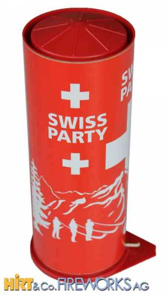 Tischbombe - Swiss Party